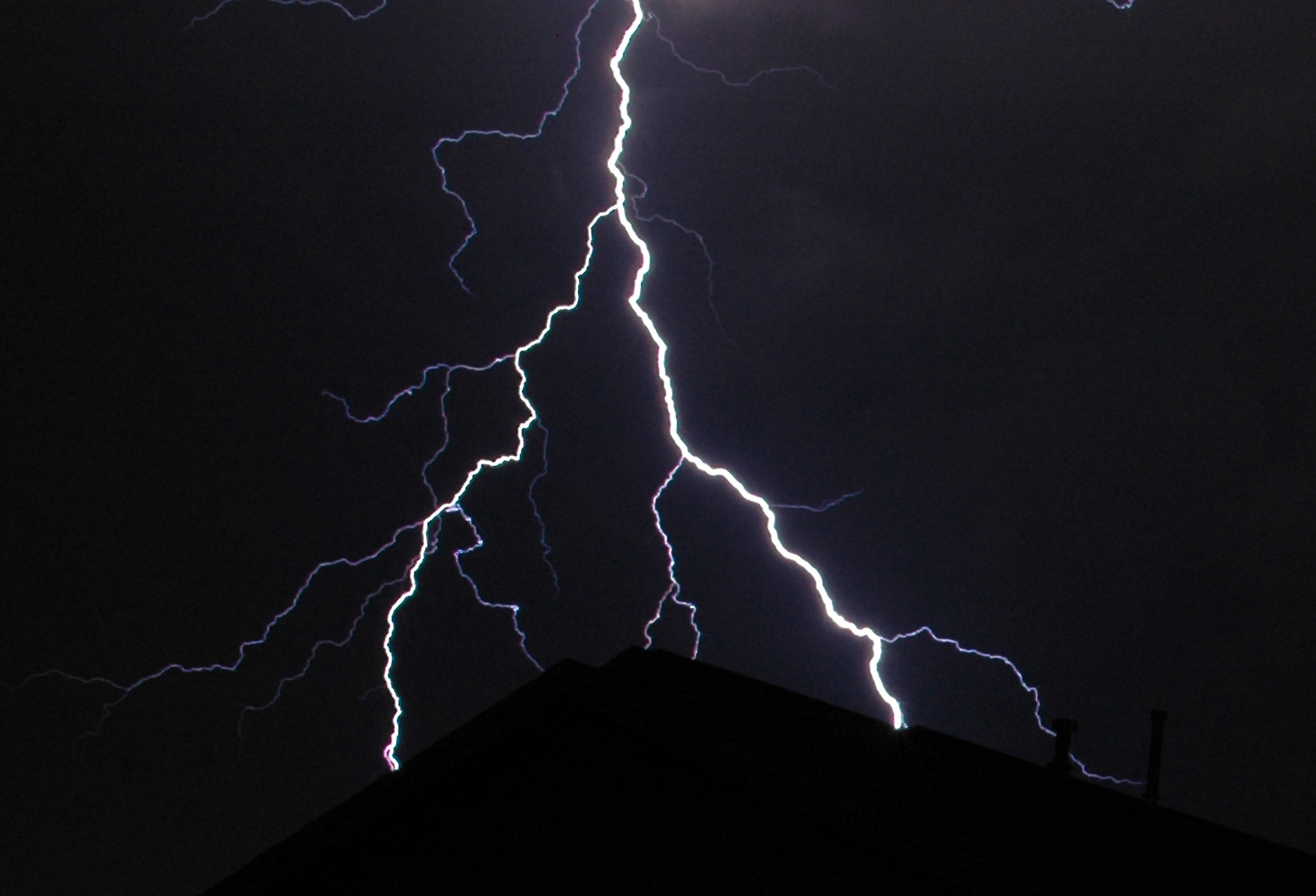 Lightning Damage? Here's What to Do