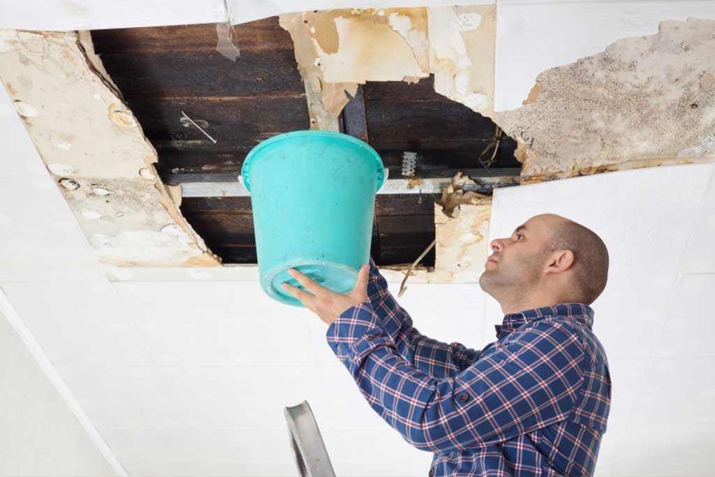 6 Common Causes of Water Damage in Your Home