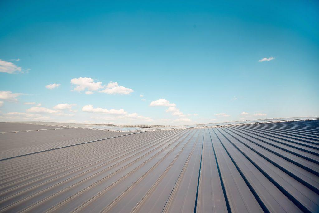 Metal Flat Roofing